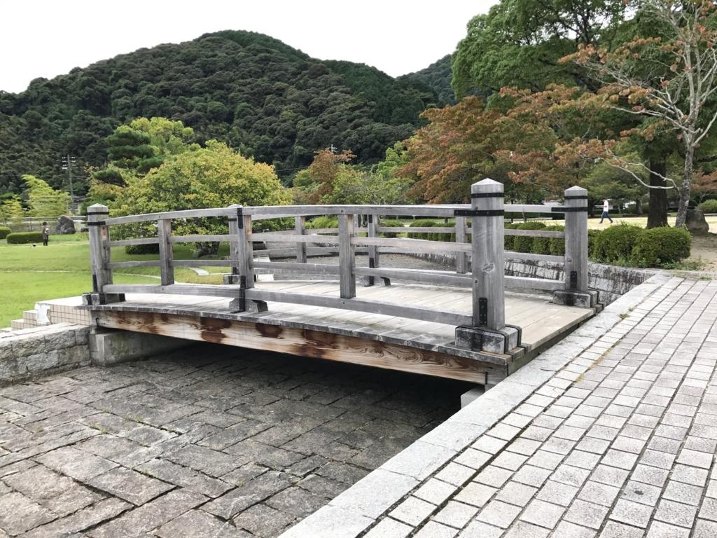 山口県 岩国「吉香公園」実験橋