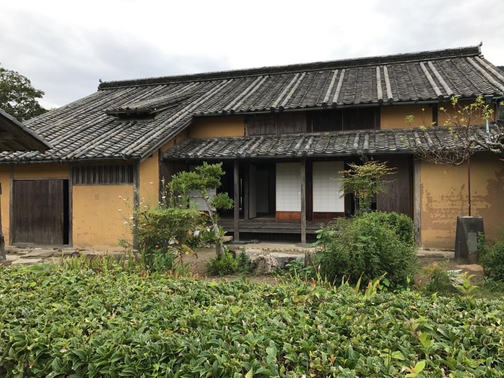 山口県 岩国 「吉香公園」旧目加田(めかた)家住宅
