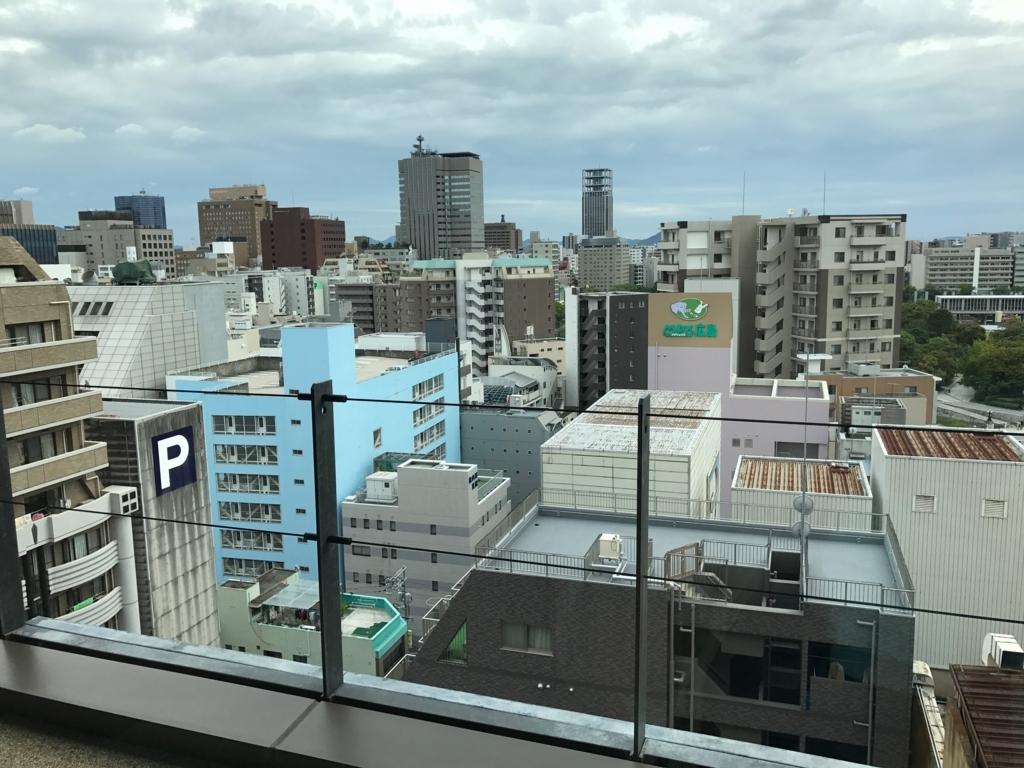 広島県 「おりづるタワー」おりづる広場 爆心地 外科島病院