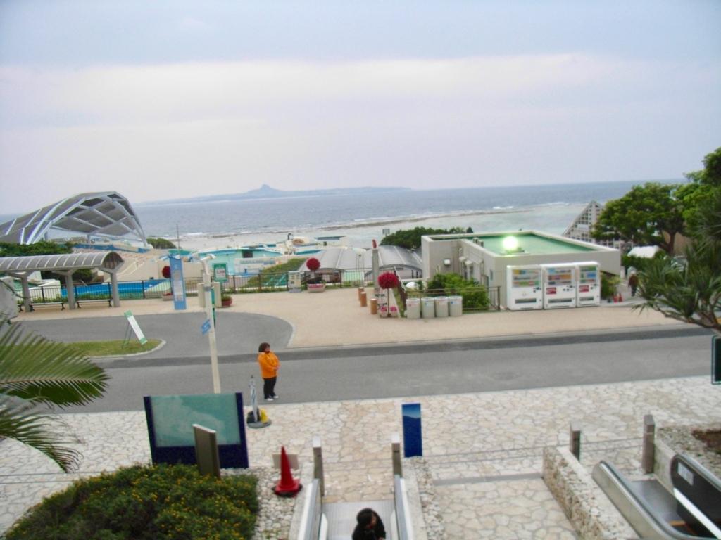 「沖縄美ら海水族館」館外の施設