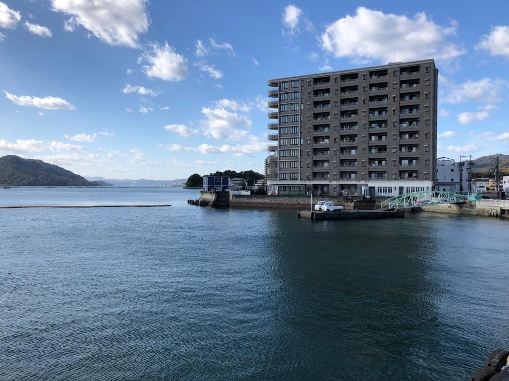 JR西日本 宮島フェリー 宮島口出航