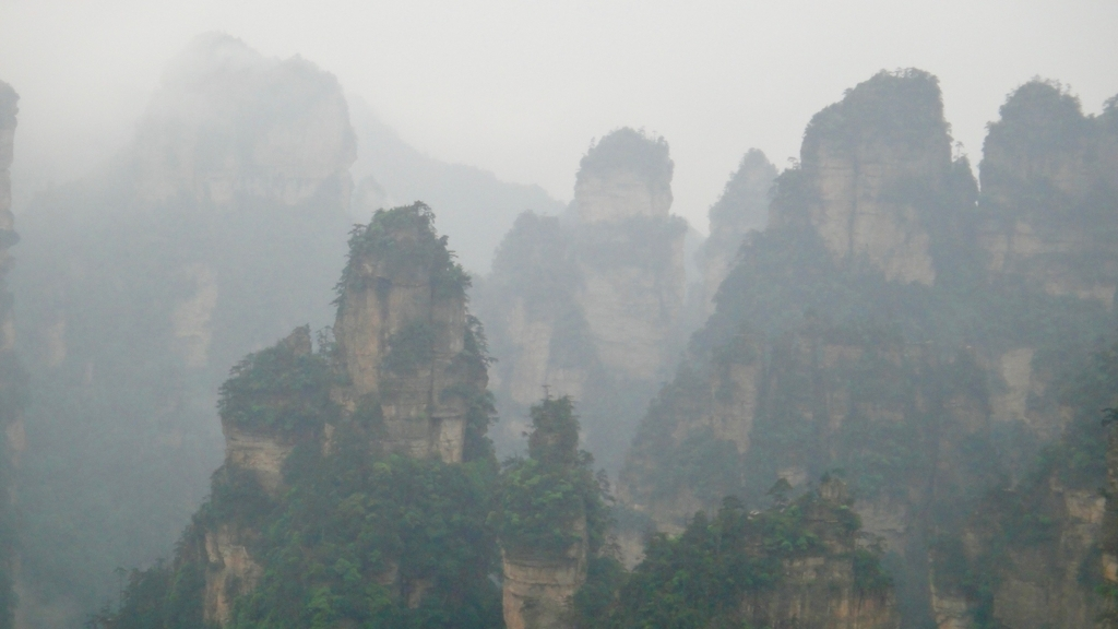 中国 張家界