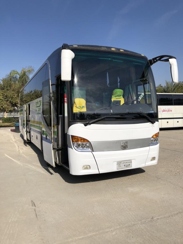 エジプト ルクソール観光 バス