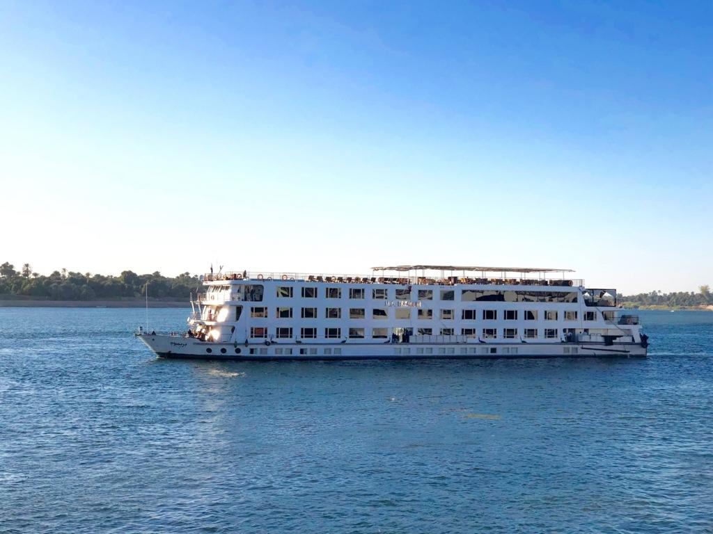 エジプト ナイル川クルーズ船 MS/PREMIUM