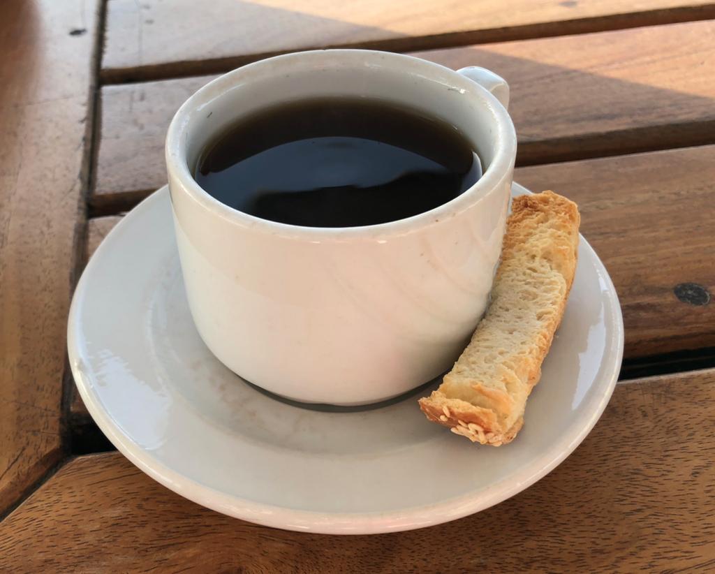 エジプト ナイル川 クルーズ船 MS/PREMIUM ティータイム コーヒーとお菓子