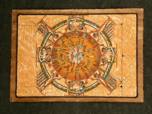 エジプト パピルス店「Aegyptus Papyrus」パピルス画 エジプトカレンダー by aegyptus-eg.com