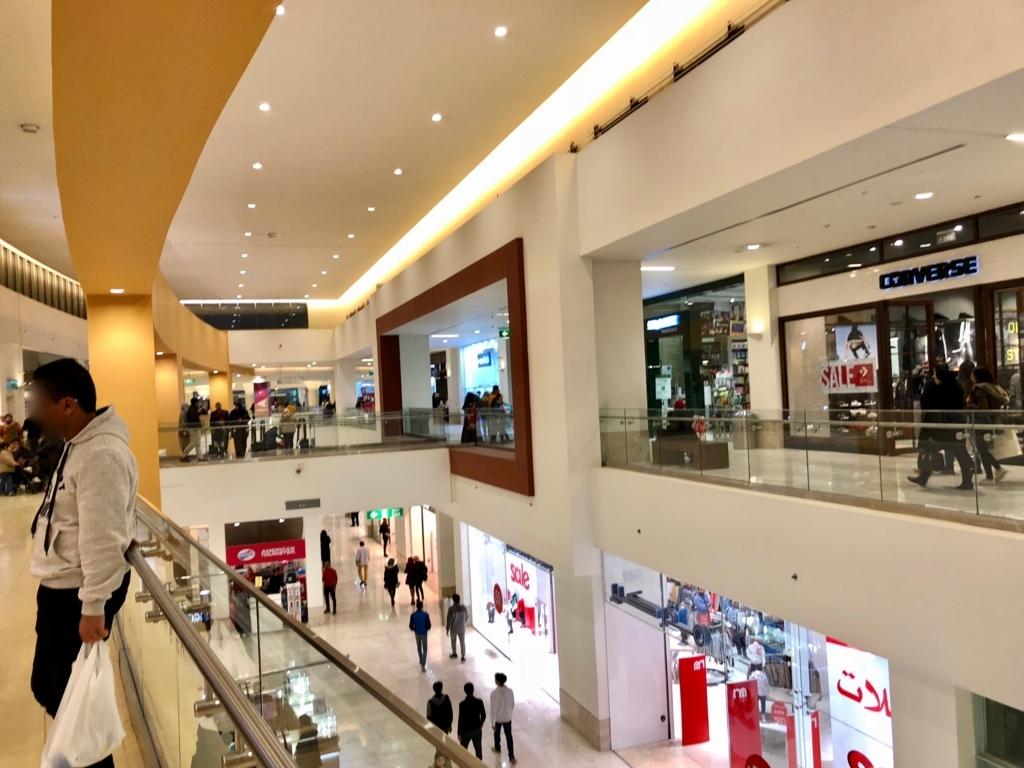 エジプト カイロ ショッピングモール「カイロフェスティバルシティ」ショッピングモール