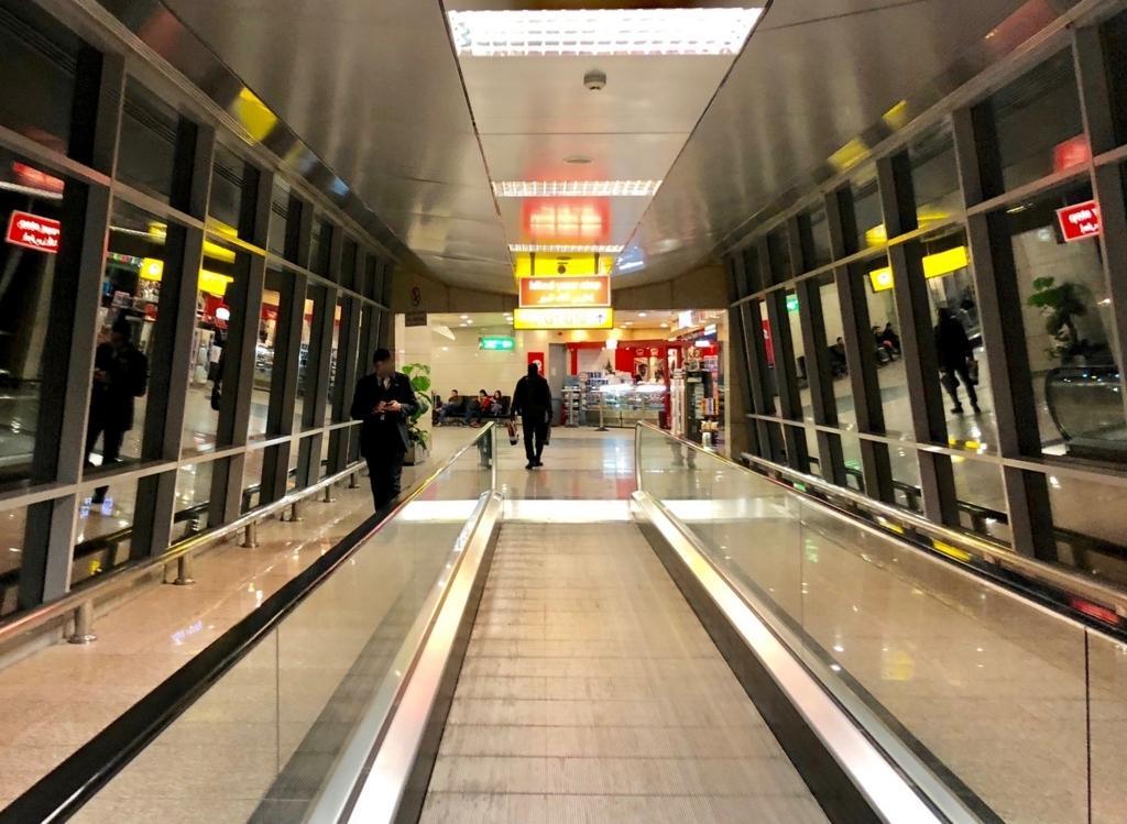 エジプト カイロ国際空港