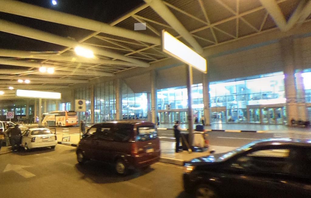 エジプト カイロ国際空港 第3ターミナル by www.google.co.jp