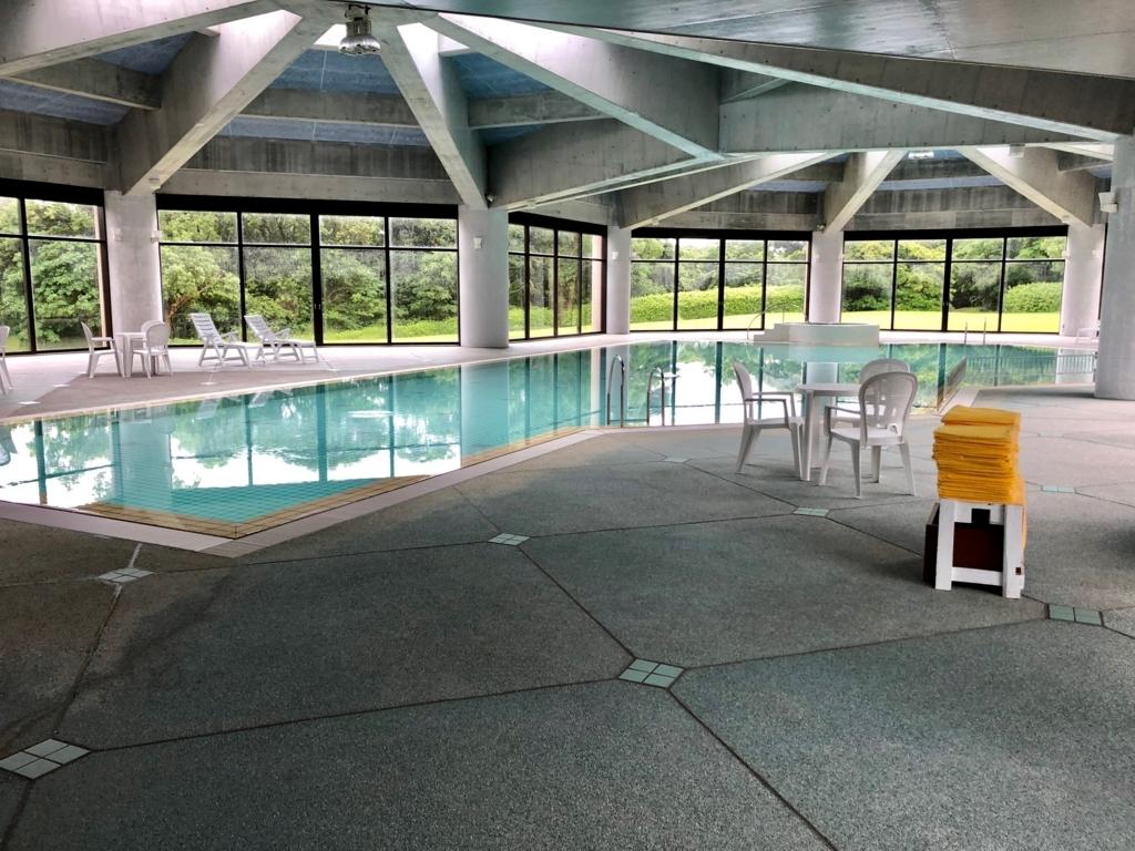 2018年5月 鹿児島県屋久島 「屋久島いわさきホテル」プール