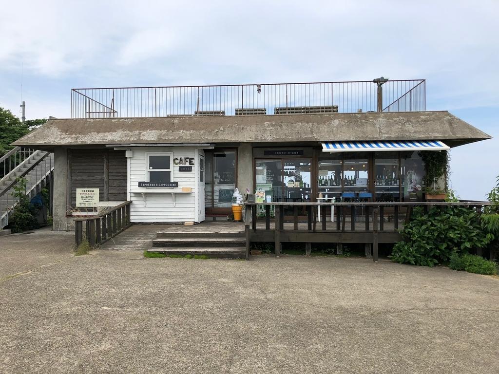 2018年6月 山口県 「千畳敷」 CAFE