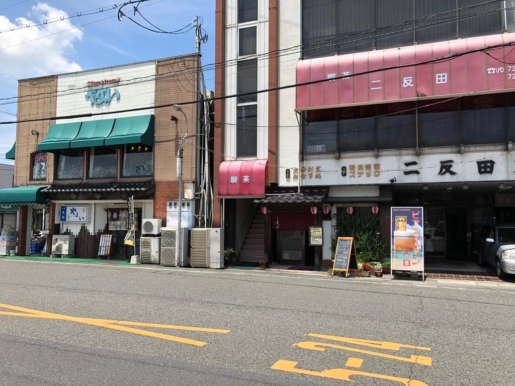 山口県 JR厚狭駅 在来線出口 駅前