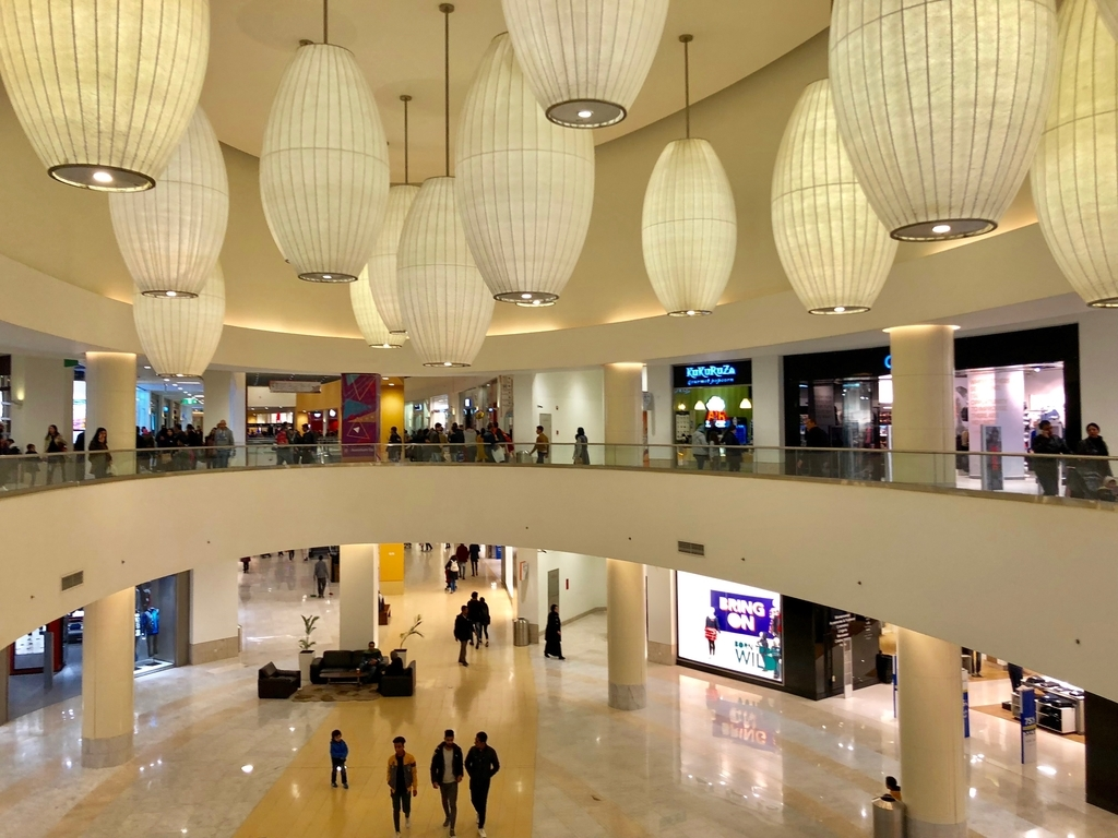 エジプト カイロ ショッピングモール「カイロフェスティバルシティ」