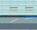 (2) 音が大きくなり続けてしまう。