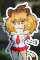 [東武動物公園][けものフレンズ][ライオン] (16) キャットワールド ライオン