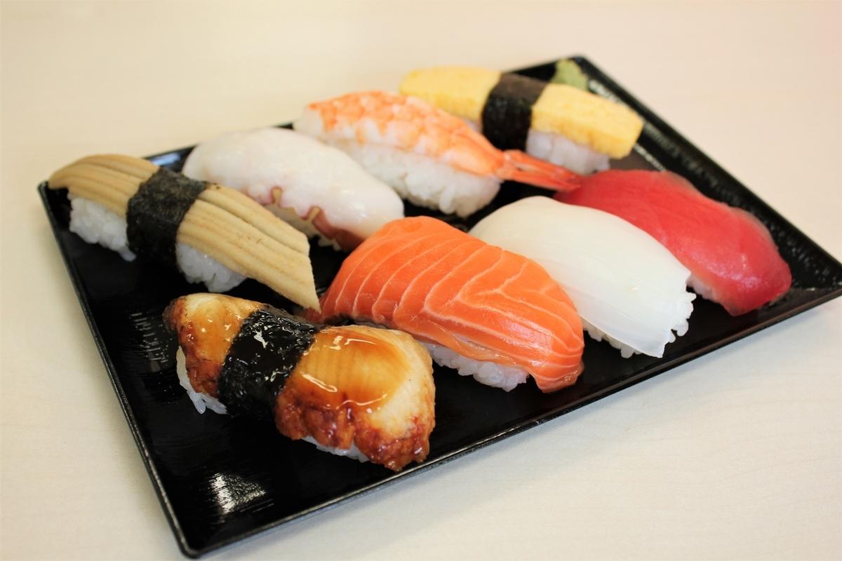 お寿司のシャリ