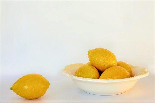 レモンをまるごと保存