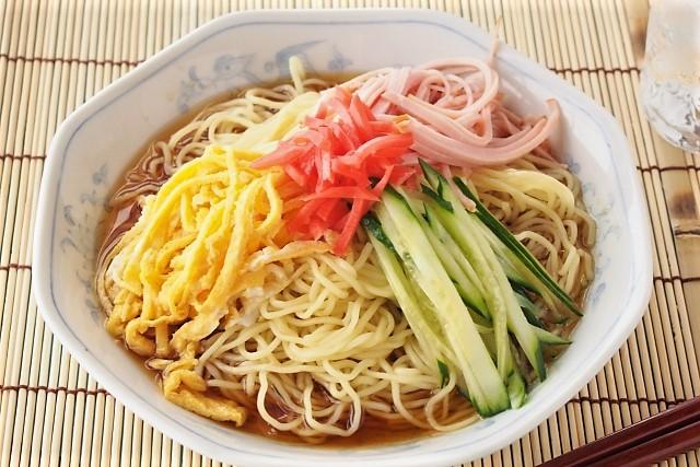 簡単、冷やし中華のタレ