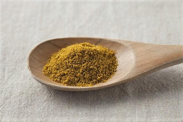 ガラムマサラとカレー粉