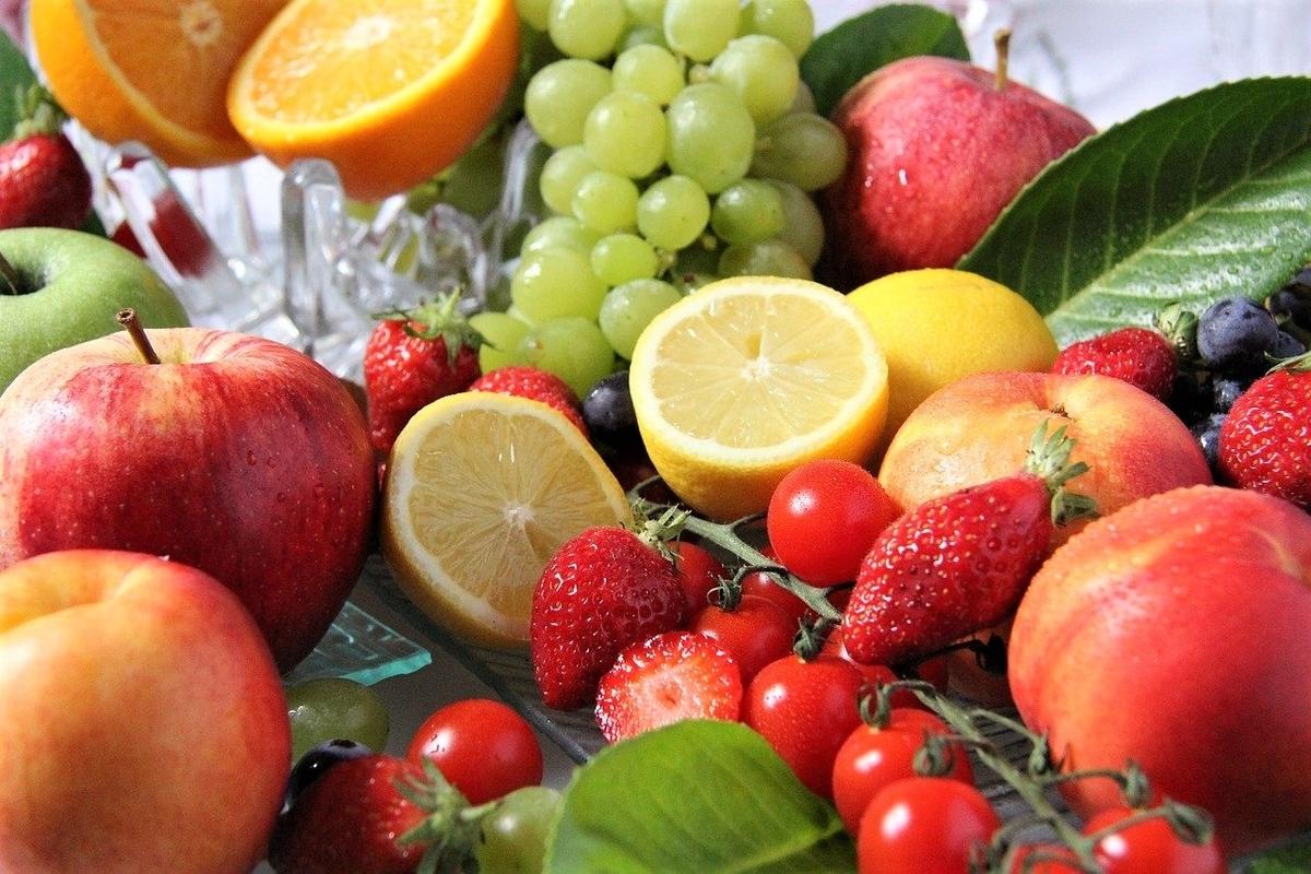 処暑と食べ物
