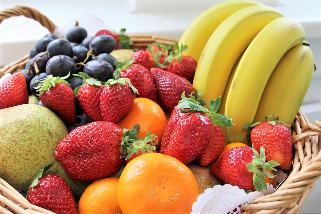 フルーツの保存