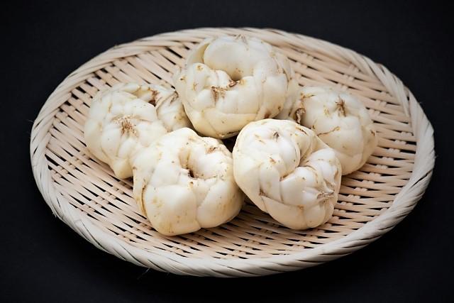 ユリ根の食べ方