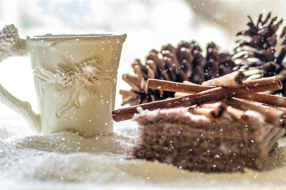 冬チョコレート