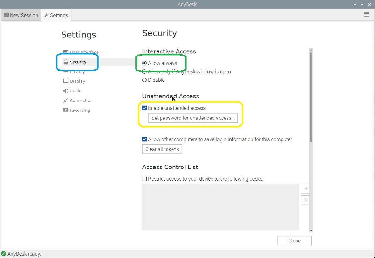 anydesk security