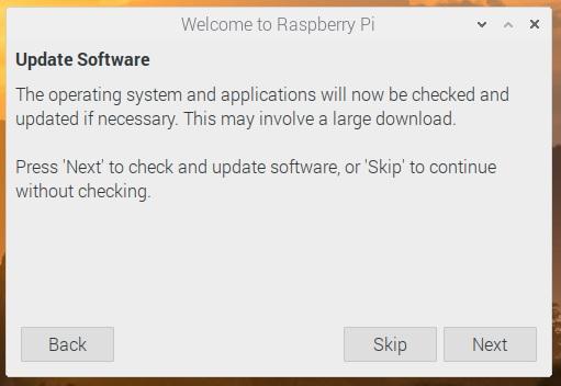 setup software update