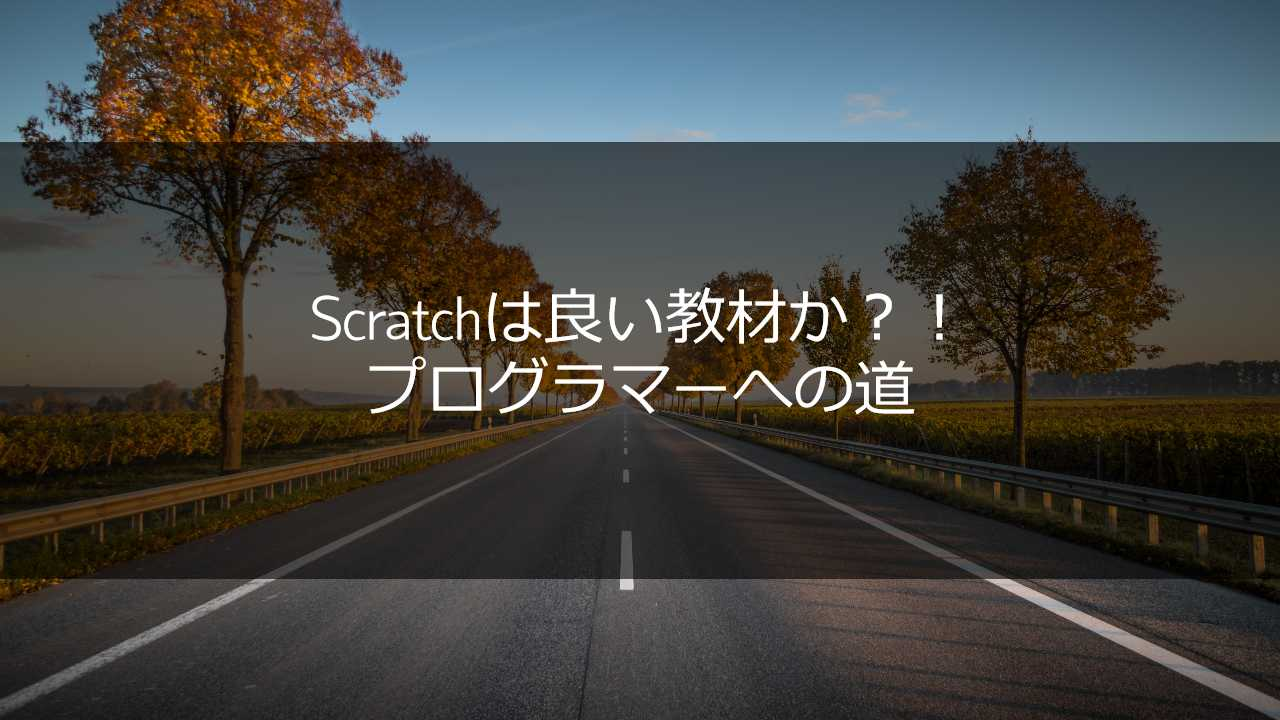 how do you think scratch ?