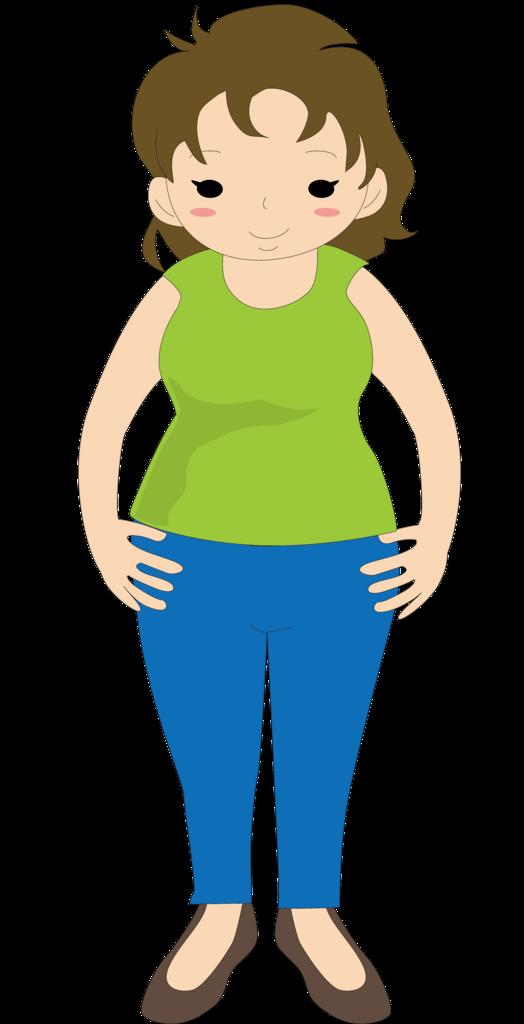 洋なし型肥満