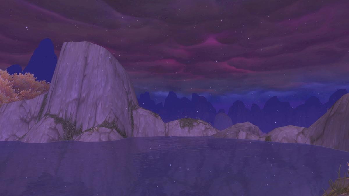 Vale of Eternal Blossomの釣り場の画像