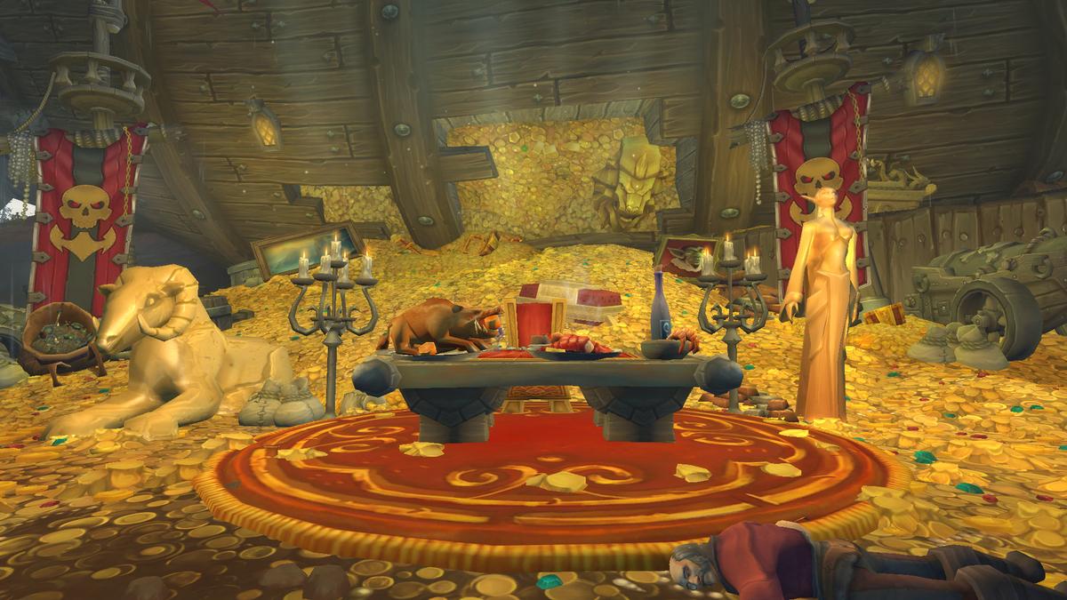 World of Warcraftでのお金儲けに関する記事のアイキャッチ画像