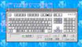 超漢字Ⅴのキー配列変換小物の画面