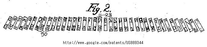 http://www.google.com/patents/US889344?hl=ja&dq=qwertyuiop