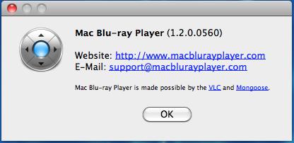 Blu-ray Playerバージョン