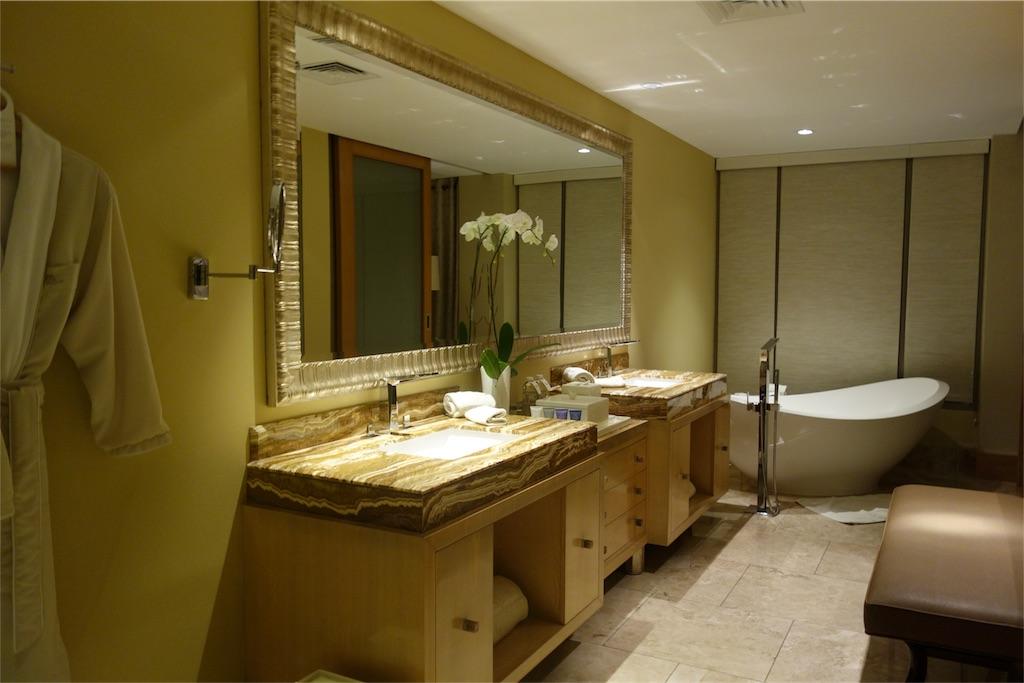 部屋 ホテルの部屋 お風呂
