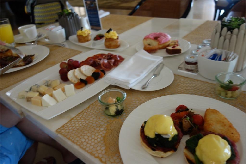 朝食 コース