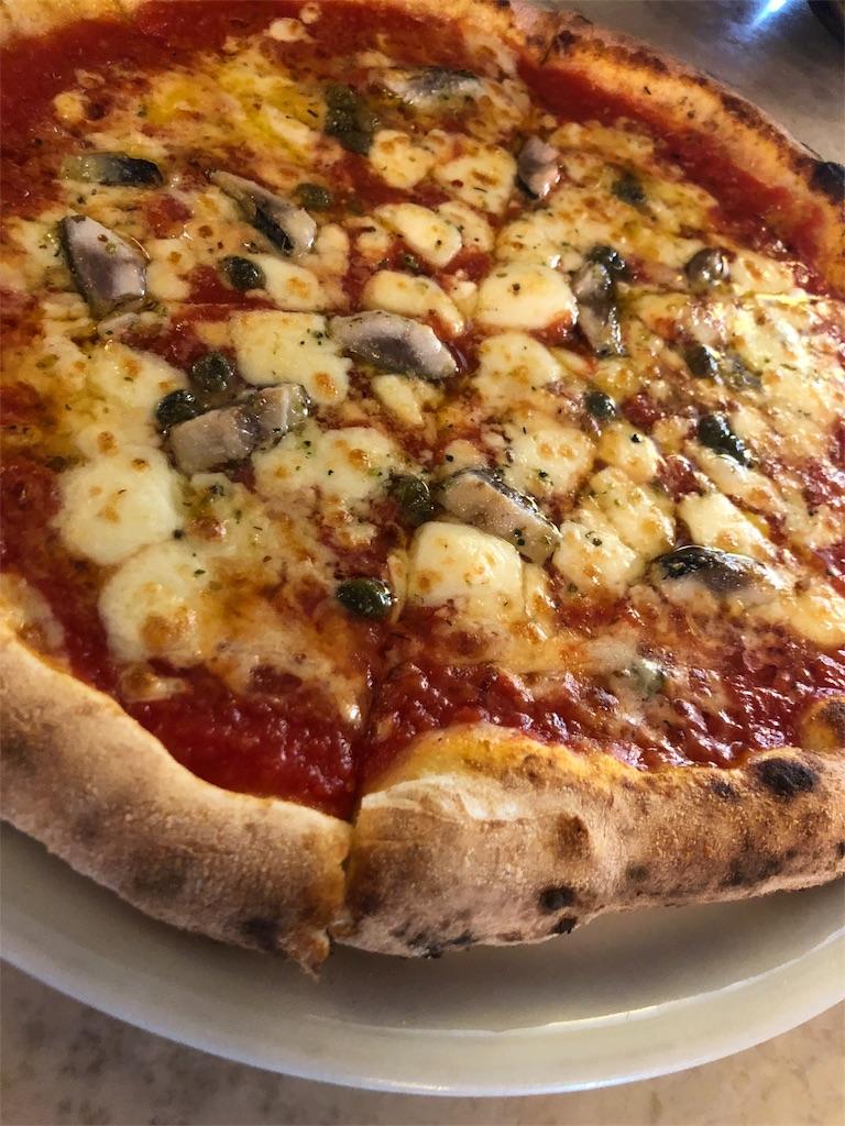 ランチ ピザ