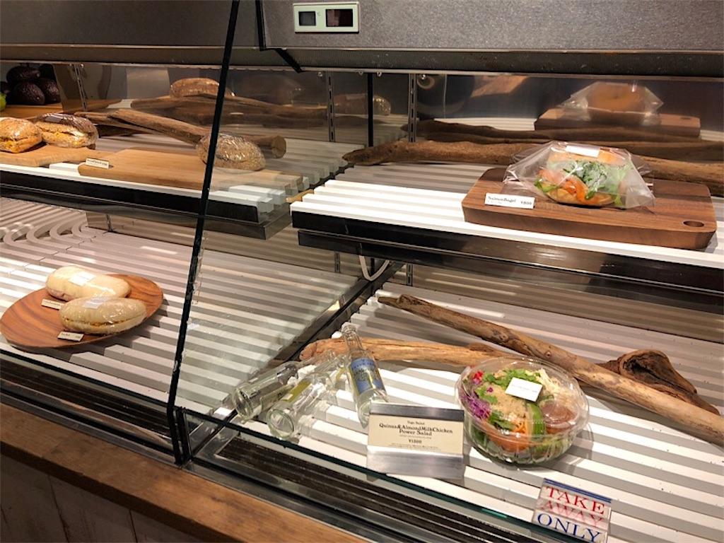 ロンハーマン 千駄ヶ谷 サンドイッチ