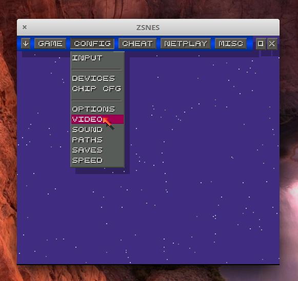 雑記】ubuntuでスーファミやってみた - Rubyと筋肉とギターとわたし