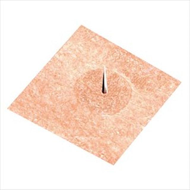 5mm程度の小さな鍼