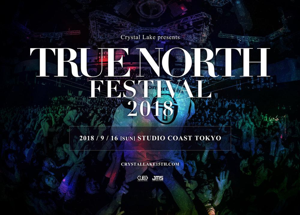 TRUE NORTH FESTIVAL 2018