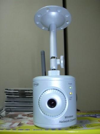 ネットワークカメラ CG-WLNC11MN
