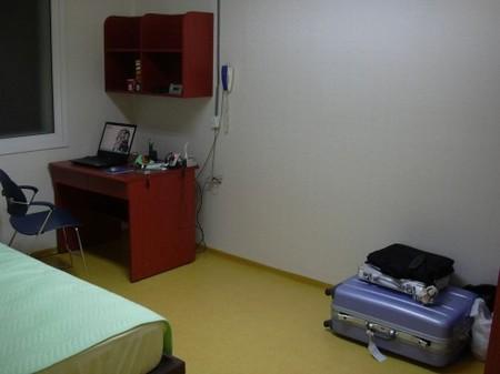 大学の寮 (個室)