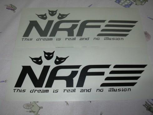 NRFステッカー