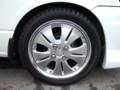 私の車のスタッドレスタイヤ(BRIDGESTONE BLIZZAK REVO 1 165/50R15)