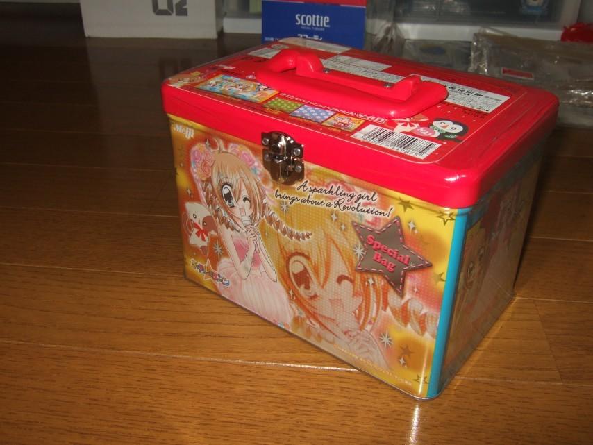 きら☆レボ 手提げBOX缶