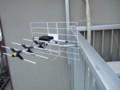 マスプロ 高性能小型UHFアンテナセット LS5-SET