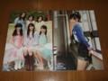 コレクションピンナップポスター (A4サイズ)